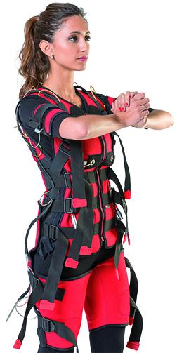 chaleco electroestimulación muscular barcelona
