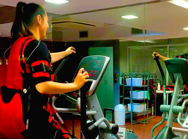 Electroestimulación muscular beneficios